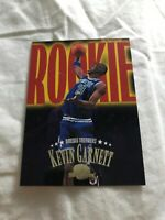 1996 Fleer - Kevin Garnett Rookie Card