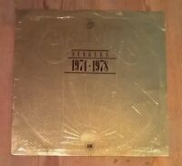 The Carpenters ‎– The Singles 1974-1978 Vinyl LP Comp Embossed 33rpm 1978