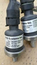 """FES Systems 745-000180-000 Pressure Transducer -30""""Hg/85#"""