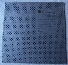 Ultravox, lament, LP - 33 tours