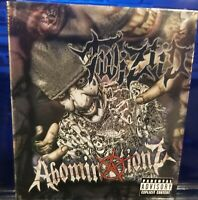 Twiztid - Abominationz CD SEALED Monoxide Cover insane clown posse dark lotus