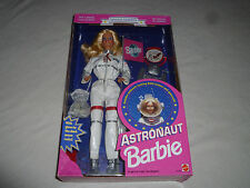 NEW IN BOX ASTRONAUT BARBIE DOLL VINTAGE 1994 MATTEL NASA 12149 SPECIAL EDITION