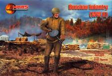 Mars Figures 1/32 RUSSIAN WWII INFANTRY Figure Set