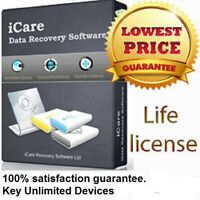iCare Data Recovery Pro 8.2.0.4 (2019) License Key