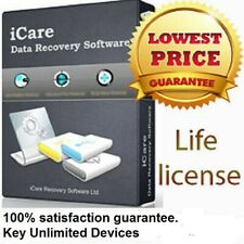 iCare Data Recovery Pro 8.2.0.4 (2020) License Key