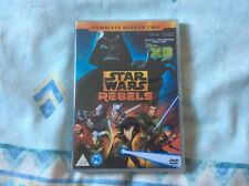 Star Wars Rebels - Complete Season Two (4-Disc DVD, 2016)