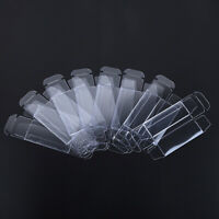 20PCS Suit For 1/64 Model Car Plastic Display Box Storage Holder Clear Box Case
