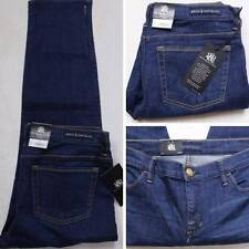 ROCK & REPUBLIC CATFIGHT Jeans Zippers down sides Straight 16M 34 x 26.5 $88 NWT
