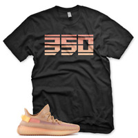 New 350 T Shirt for Adidas Yeezy Boost 350 v2 Clay
