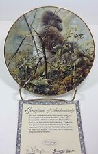Rare Encounters High and Mighty Bradford Exchange Plate #4