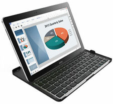 USED ZAGG Cover-Fit Keyboard Cover for Galaxy Tab PRO 12.2 and Galaxy Note 12.2