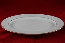 White Noritake Dawn 5930 Fine China Serving Platter Made in Japan