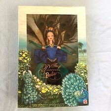 The PEACOCK Barbie Collector Edition Birds of Beauty Collection- NRFB