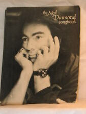 NEIL DIAMOND VERY RARE SONGBOOK 375 PAGES (1982) USED