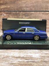 New ListingMinichamps 1/43 Bentley Arnage T - Blue - Boxed