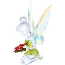 Swarovski Crystal DISNEY TINKER BELL CHRISTMAS ORNAMENT 5135893