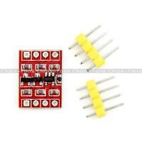 2/5/10PCS 5V-3V 2-CH I2C Logic Level Converter Module Bi-Directional For Arduino
