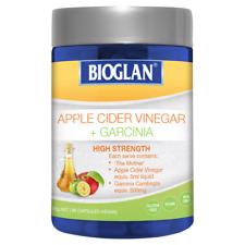 Bioglan Apple Cider Vinegar + Garcinia 90 Capsules Contains The Mother Vegan