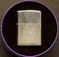 Zippo 1994 Smokin' Joe's Racing Camel Lighter in Cylinder Purple Tin Unstruck