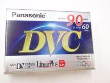 PANASONIC DVM60 AY-DVM60FF 60 MIN 90 MIN LP DIGITAL VIDEO CASETTE