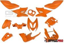 accessoire de déguisement Kit 12 parties carénage orange mat YAMAHA AEROX NITRO