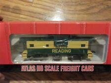 Reading Extended vision caboose