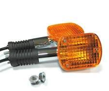 2X Rear Turn Signal Lights For Honda V65 MAGNA VF1100C VF 1100 C Indicator 83-86