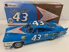 Richard Petty 1960 Plymouth Fury 1/24  Toolbox Treasures