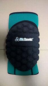 McDavid Pro Handball Knee Pad 670R, green XXL