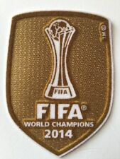 Badge patch sporting ID WCC FIFA 2014 Real Madrid champions world clubs