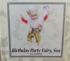 Mark Roberts Birthday Party Fairy, Sm #51-51870