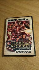 Hobo With a Shotgun (DVD, 2011, Canadian Collectors Edition ) RUTGER HAUER