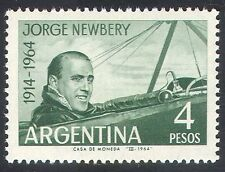 Argentina 1964 Plane/Aviation/Pilot/Transport 1v n27425
