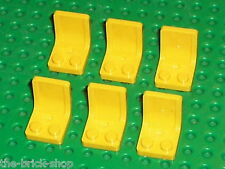 Siege LEGO TRAIN Yellow minifig seat 4079 / Set 7745 7725 7710 6399 2150 7822 ..