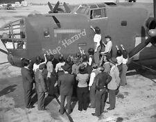 WWII Photo B-24 Liberator Nose Art  WW2 / 5031