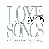 The Carpenters Love Songs CD 1997 Excellent Condition