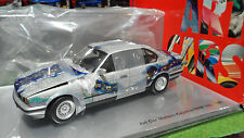 BMW 535 i 1990 MATAZO KAYAMA 1/18 MINICHAMPS ART CARS 80430150938 voiture miniat