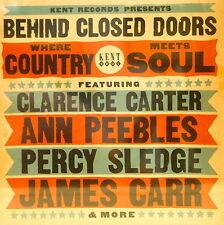 BEHIND CLOSED DOORS Where Country Meets Soul - 23 VA Tracks - KENT