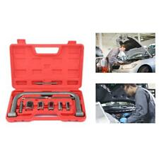 10 Pcs Valve Spring Compressor C-Clamp Removal Installer Tool For Car Van