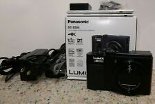Panasonic Lumix 4K DC-ZS80 (Black) + AC Adapture