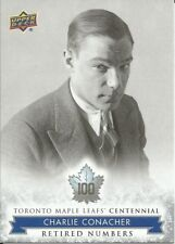 Charlie Conacher #128 - 2017 Toronto Maple Leafs Centennial - Short Prints