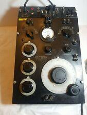 Vintage Impedance Bridge Type 650 A General Radio Co
