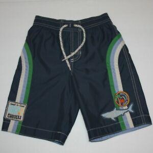 Gap Kids Shark Club Swim Trunks Shorts size 5