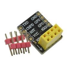 ESP8266 ESP-01S ESP-01 Wireless Transceiver Adapter Module Breakout Breadboard