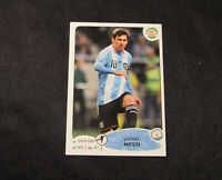 Lionel Messi 2014 Panini Road to FIFA World Cup Brazil Argentina #72
