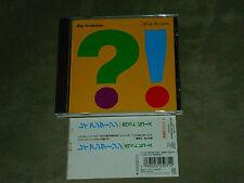 Ray Anderson What Because Japan CD Mark Dresser Pheeroan AkLaff