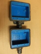 """NEW THOMAS & BETTS CAST DEVICE WET LOCATIONS BOX 3/4"""", 27.6 CU. IN."""