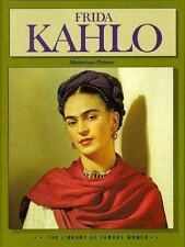 Library of Famous Women - Frida Kahlo Nancy Frazier Board book