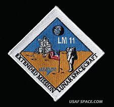 GRUMMAN LM - 11 - APOLLO 16 - LUNAR MODULE - ORION - AB EMBLEM SPACE PATCH