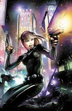 BLACK WIDOW #1 REGULAR COVER BY MARVEL COMICS